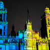 Mexico City Lightshow :